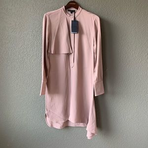 Belstaff size 6 (40) DORINA old rose shirt dress